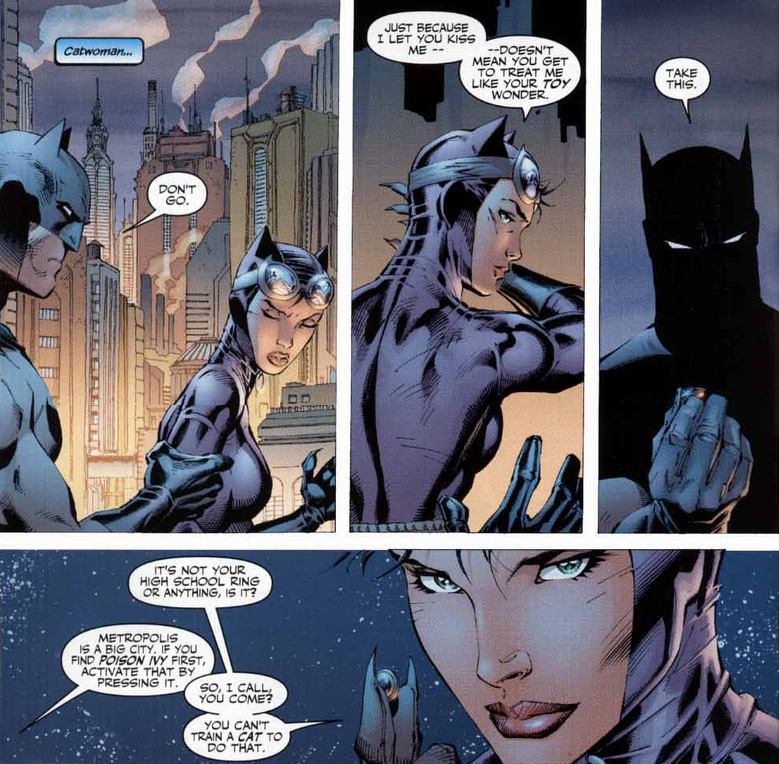 Did Batman And Catwoman Ever Hook Up