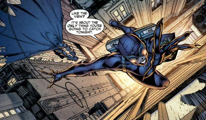 Batman dating Catwoman online dating hva er du lidenskapelig om