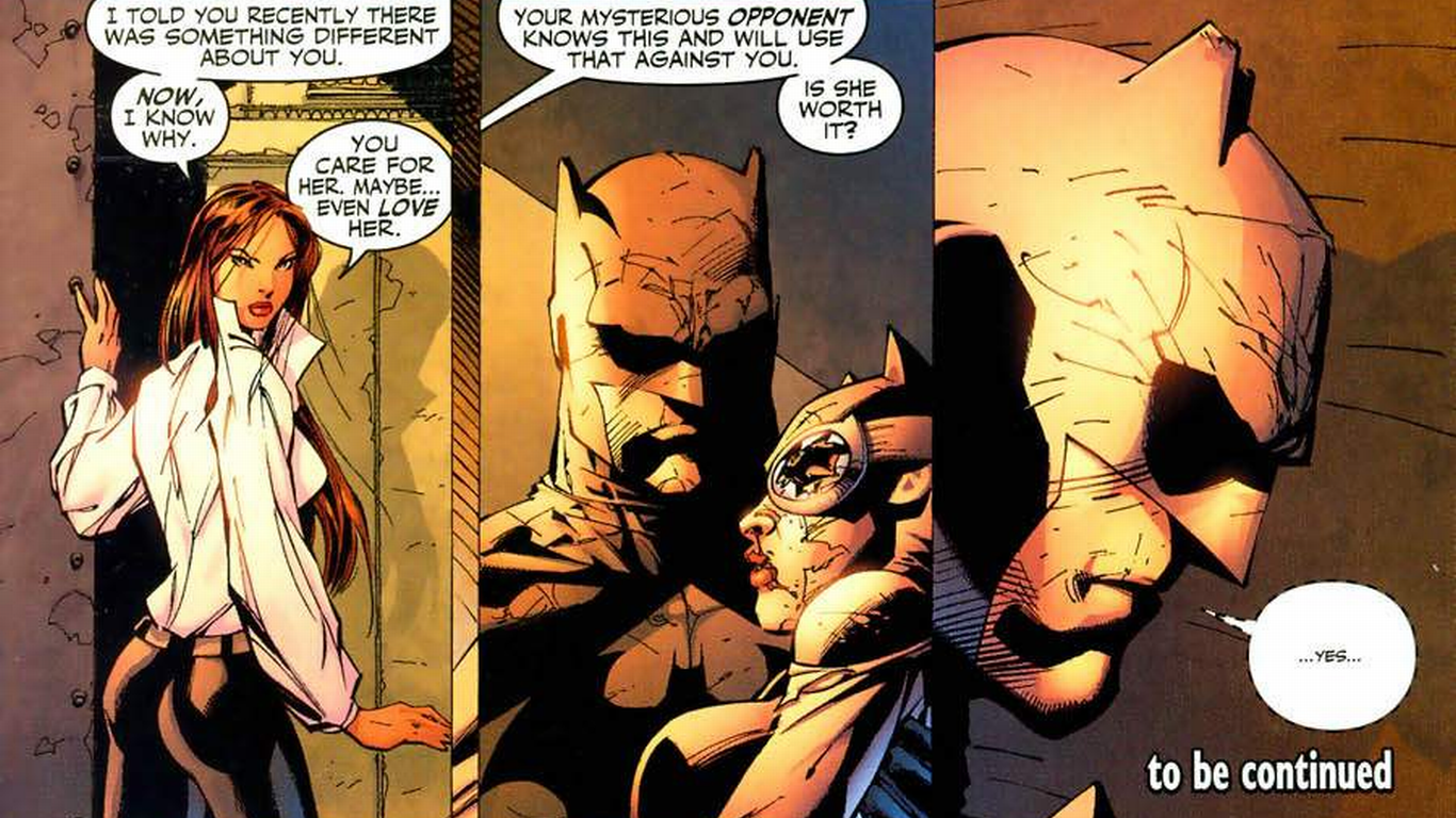 Batman And Catwoman Fight Crime Fall In Love Arousing Grammar
