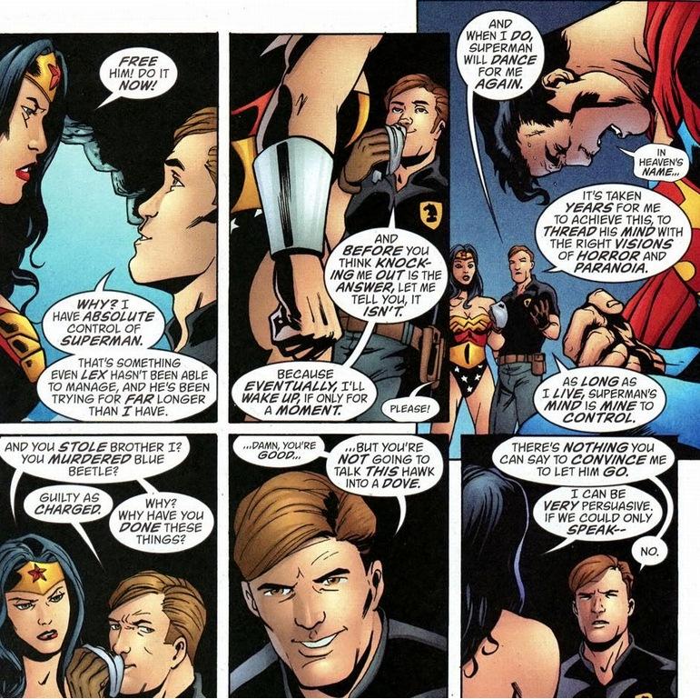 Wonder Woman Vs Superman  Arousing Grammar-6013