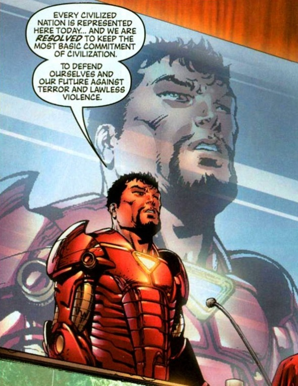 Iron Man: Orator