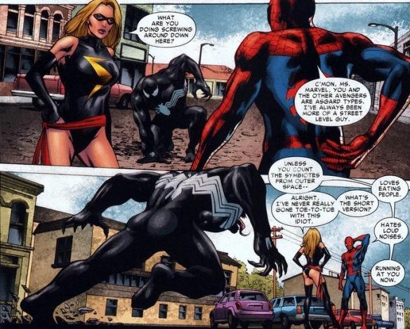 First date with Spider-Man & Ms  Marvel | Arousing Grammar
