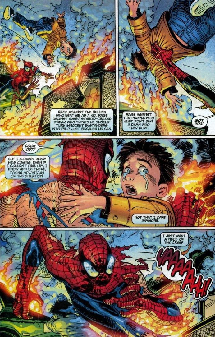 Morlun spiderman - photo#4