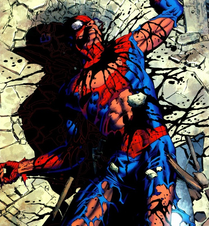 Morlun spiderman - photo#9