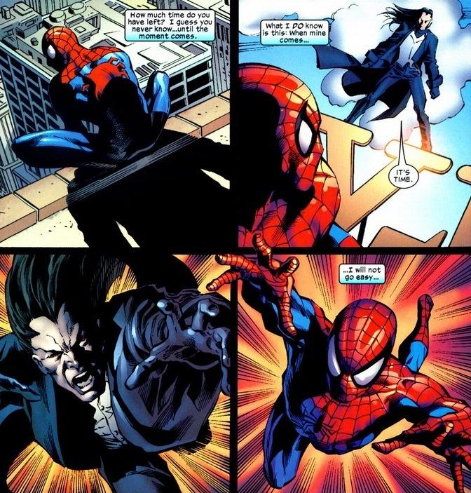 Morlun spiderman - photo#20