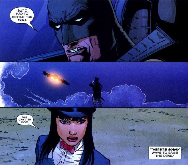 batman and zatanna relationship