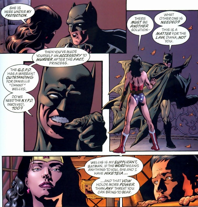 Batgirl and batman dating profile 8