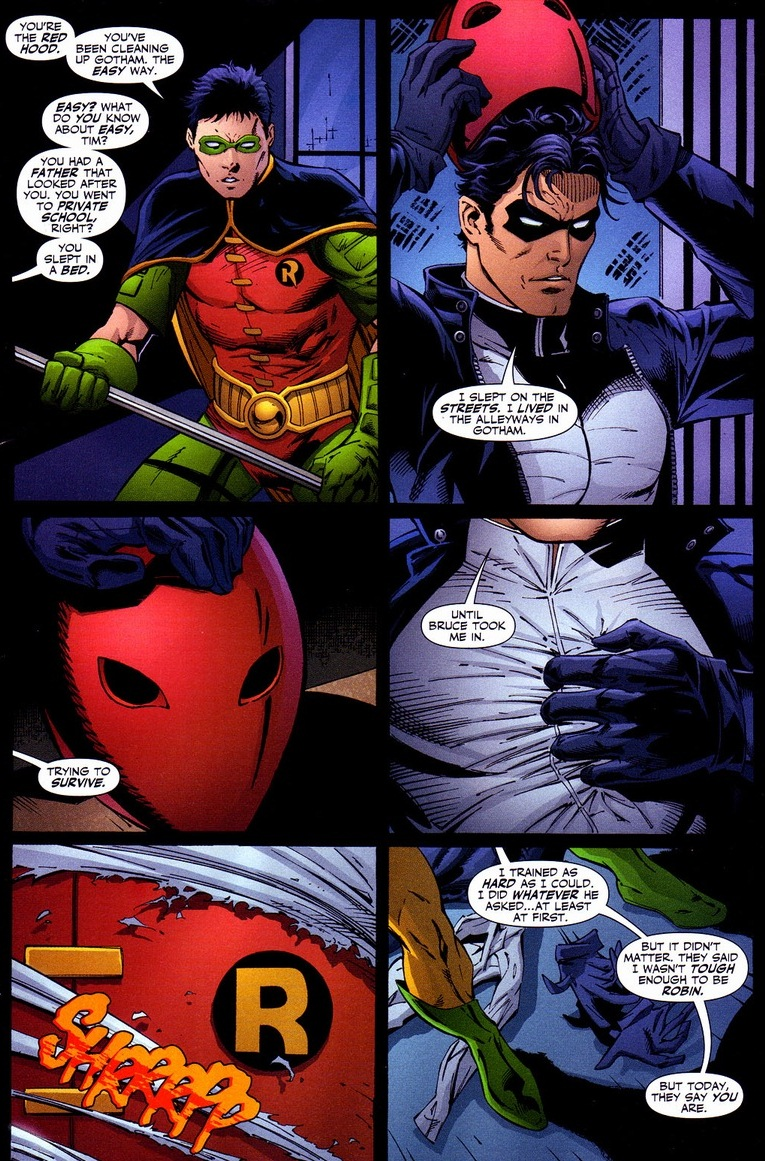 Robin Vs Red Hood  Arousing Grammar-7585