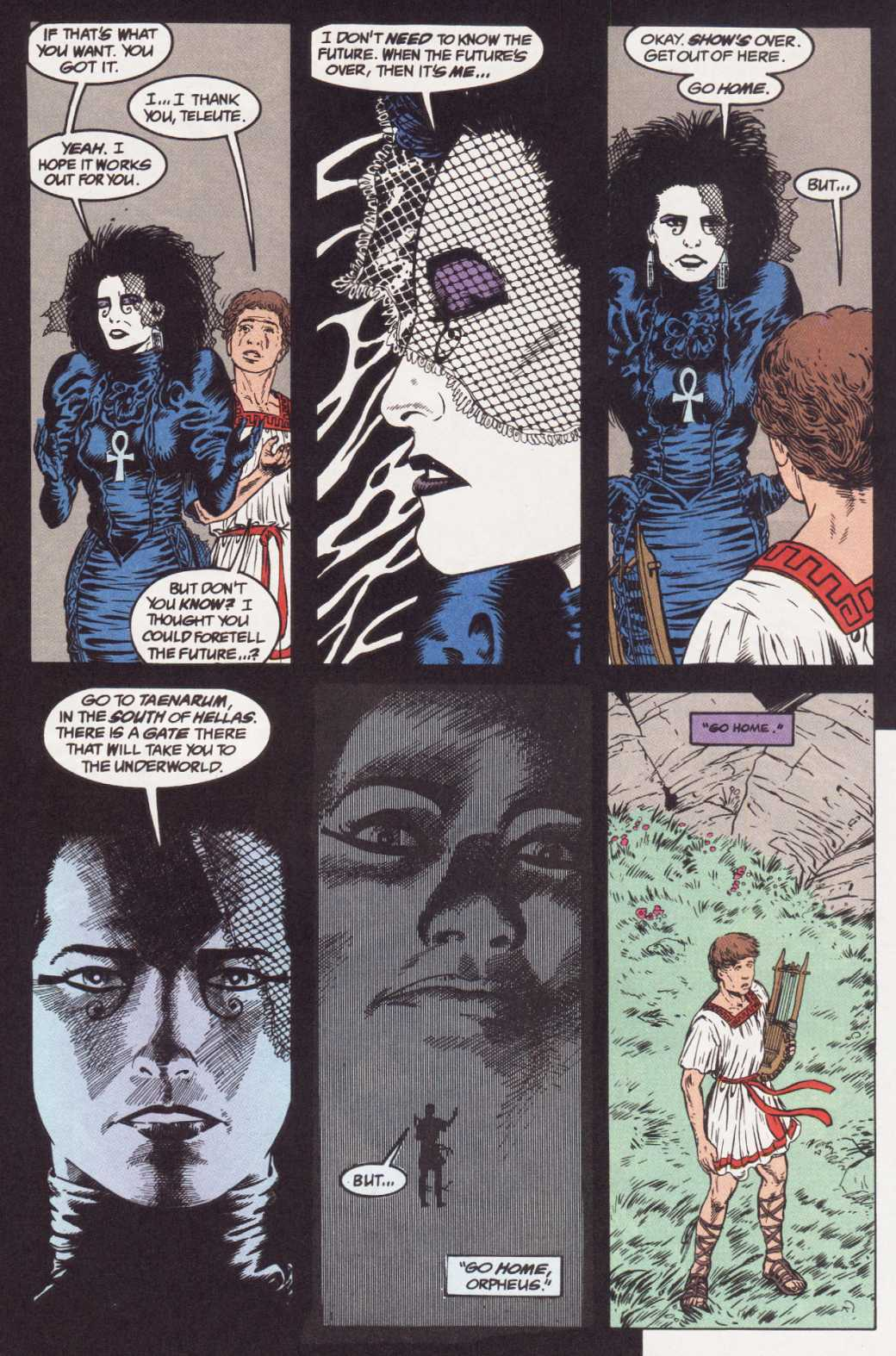 the story of sandman and the dreaming mind enkidu Sandman universe #1 (2018) from the mind of new york times #1 bestselling author neil gaiman comes a new world filled with dreams, nightmares and wonderful characters living together in a shared universe for a new story unlike anything we've ever seen before.