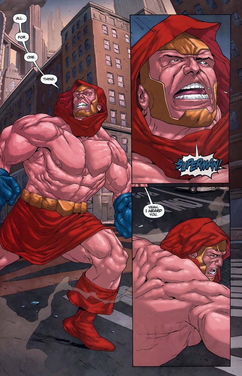 The Best Shirtless Superman Comic Background