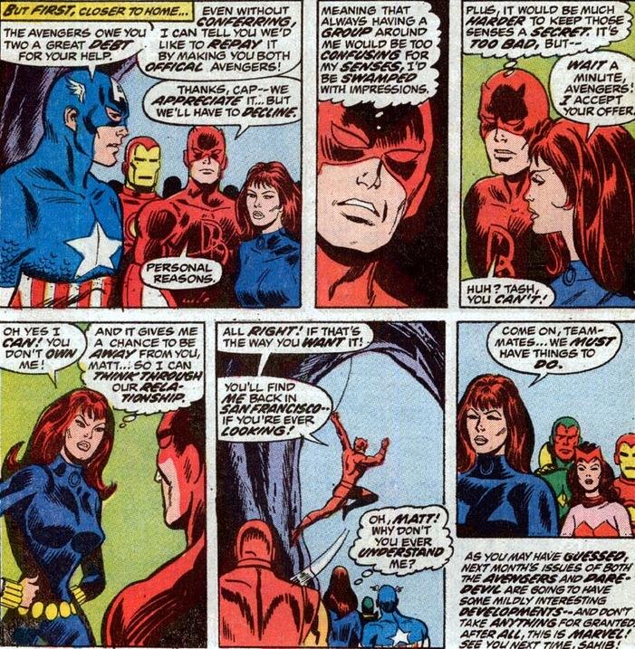 black widow comic strip - photo #18