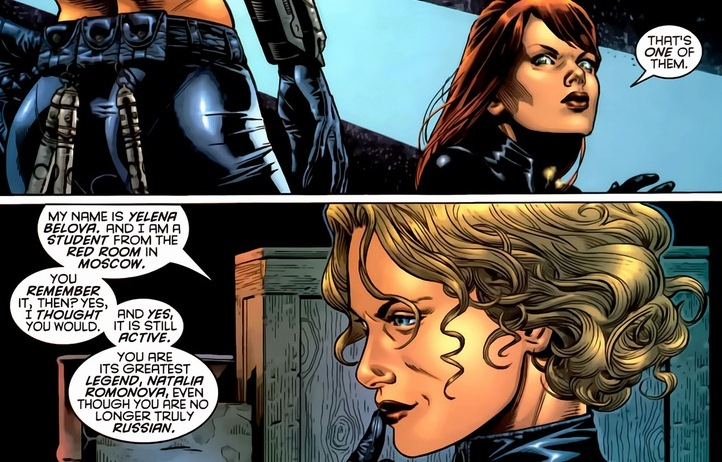 Black Widow Vs The Avengers Arousing Grammar