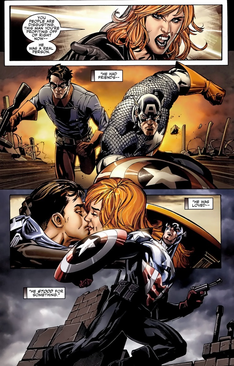 hawkeye and black widow dating Black widow's arc during the events of captain america: the winter that their romance would interfere with being an avenger, so hawkeye.