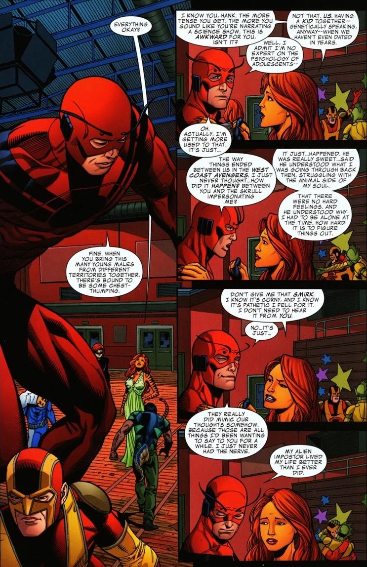 Impreg Comics Awesome hank pym loves tigra | arousing grammar