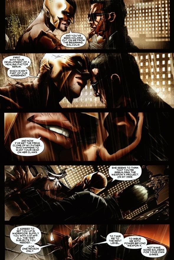 Daken & X-23 hang out, claw stuff | Arousing Grammar ... X 23 Daken