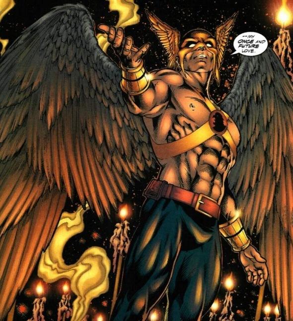 HawkmanHawkgirl6
