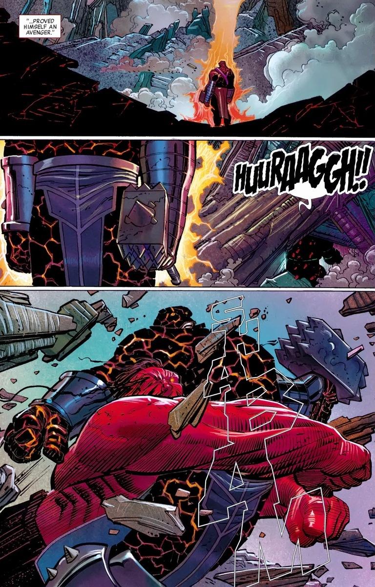 red hulk brawls pt 3 arousing grammar