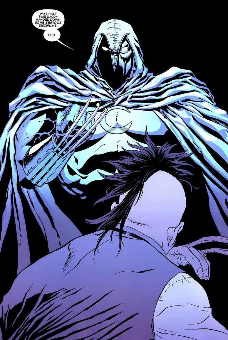 moon knight - photo #29