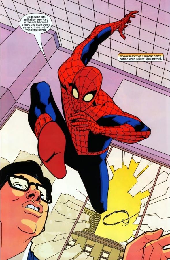 SpiderManBankLove4