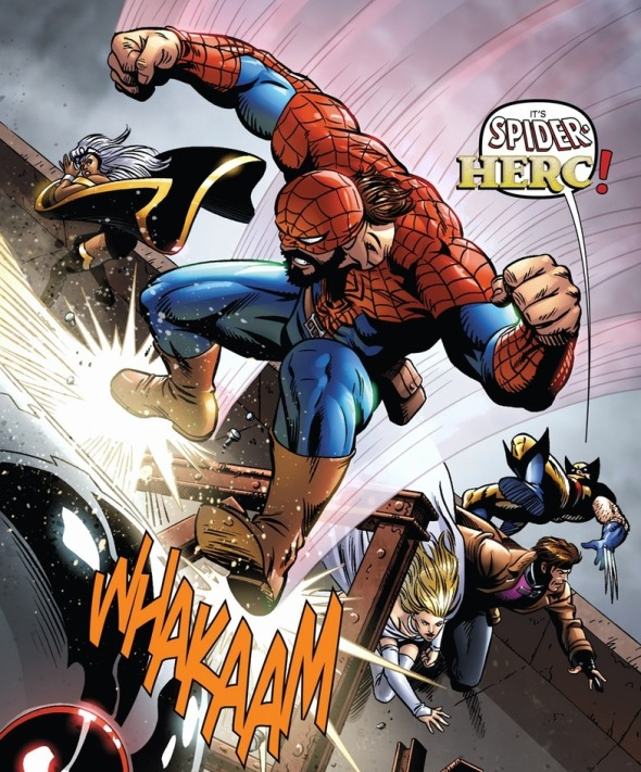 SpiderManHercules2