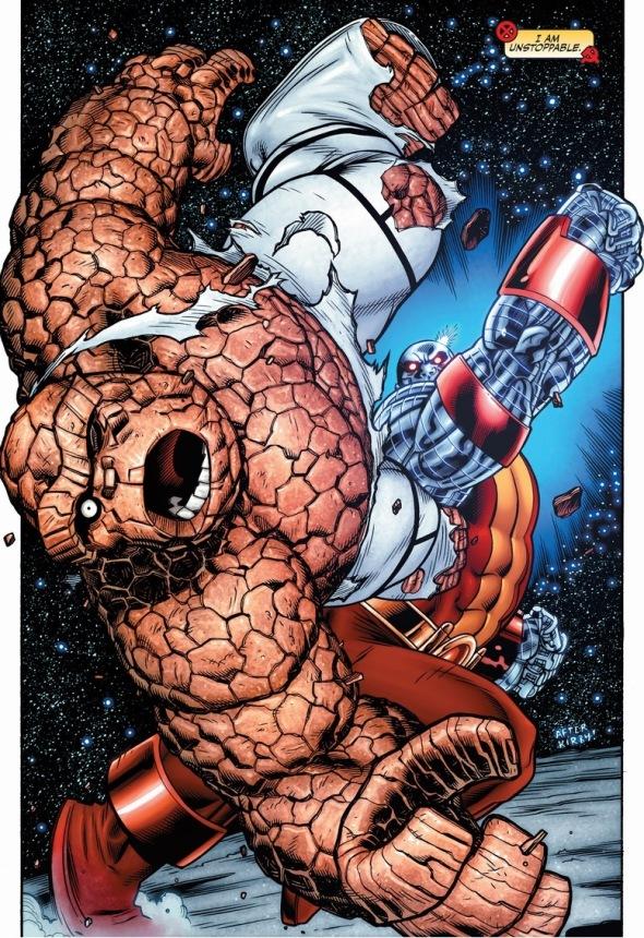 SpiderManColossusBattle9