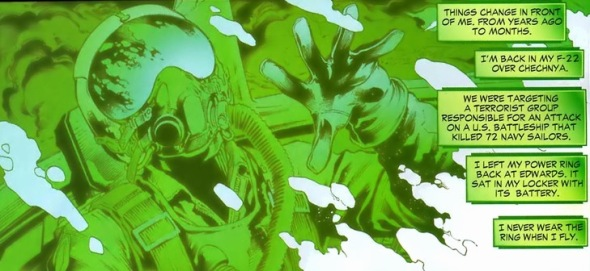 GreenLanternWanted1