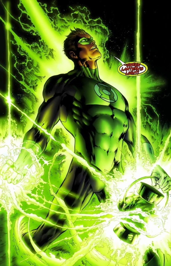 GreenLanternWanted9