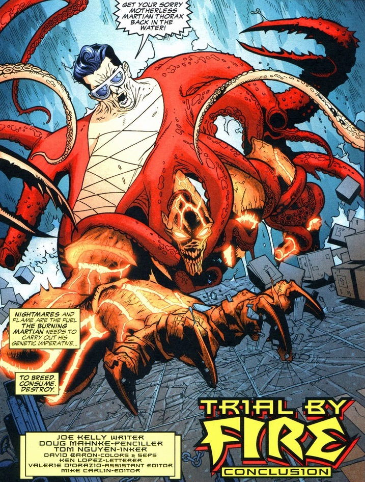 MARVEL TWO IN ONE 64 THING and STINGRAY SERPENT CROWN AFFAIR  MARVEL COMICS