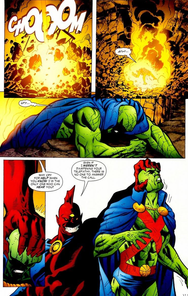 Scan Battle] Thor vs  Martian Manhunter : whowouldwin