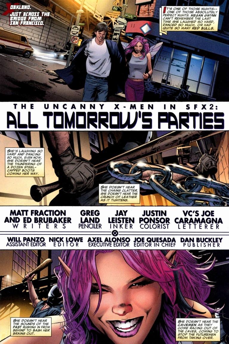 Pixie and the X-Men's revenge, Pt  1 | Arousing Grammar