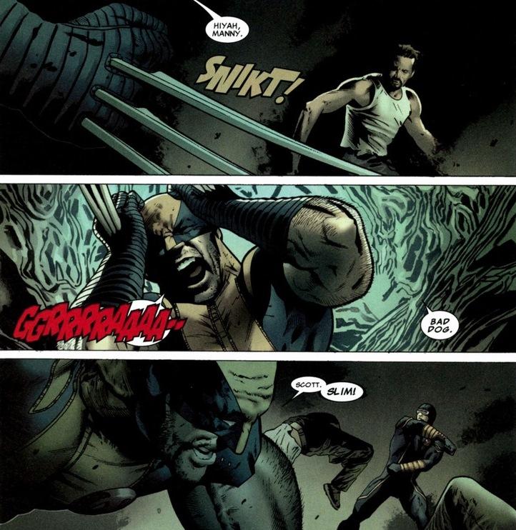 Pixie and the X-Men's revenge, Pt  2 | Arousing Grammar