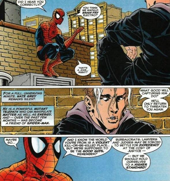 SpiderManvsElectro13