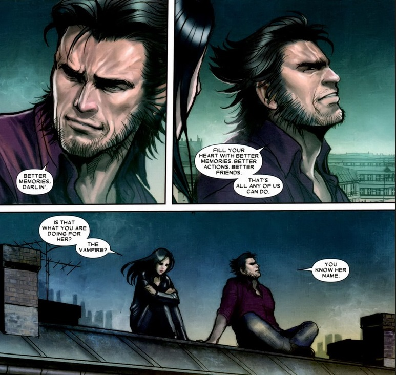 x 23 and gambit relationship