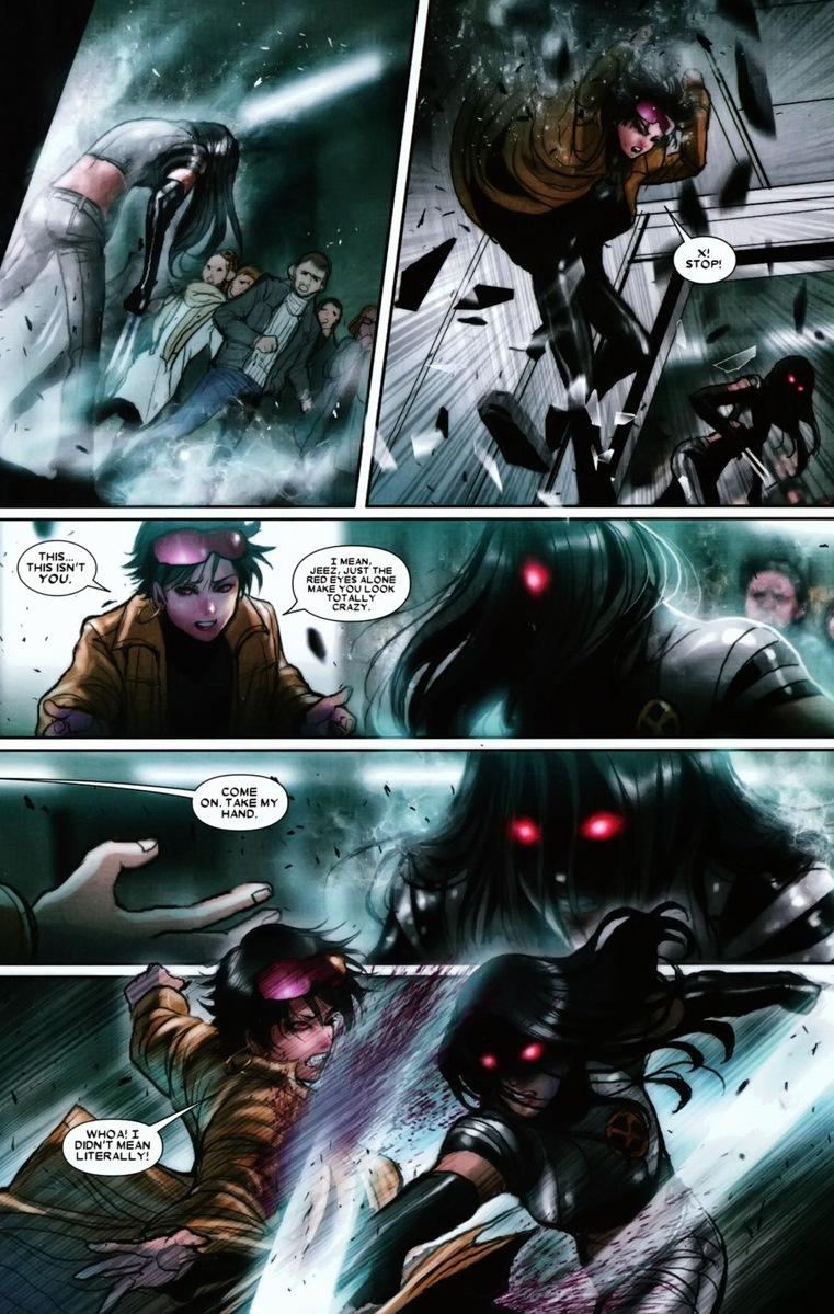 X 23 Gambit The friendship of X-23...