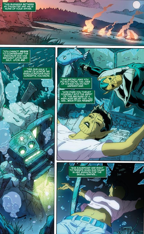 Hulk Fucks She Hulk Classy she-hulk vs. super-skrull's parenting, pt. 2   arousing grammar