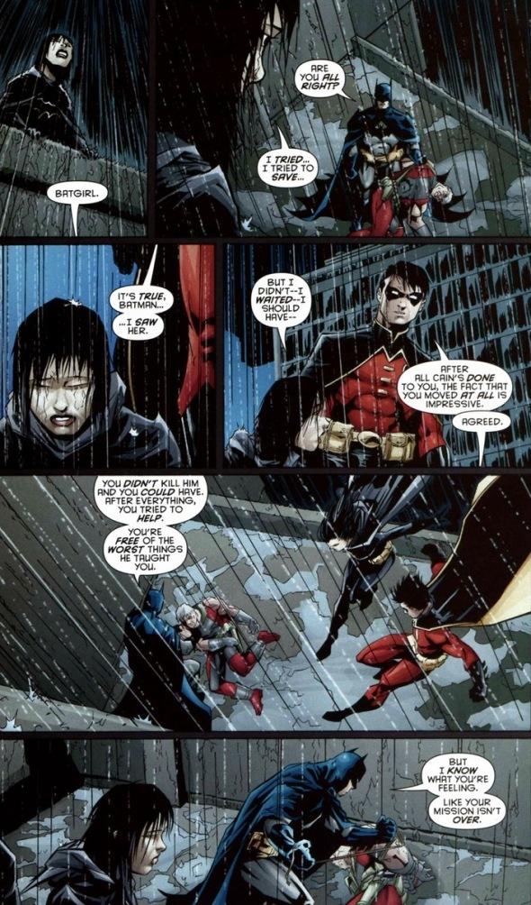 BatgirlDavidCain14