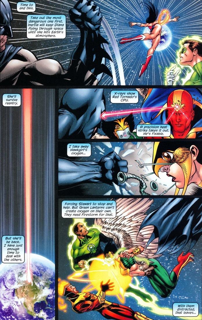 Batman and Superman switch powers, Pt  3   Arousing Grammar