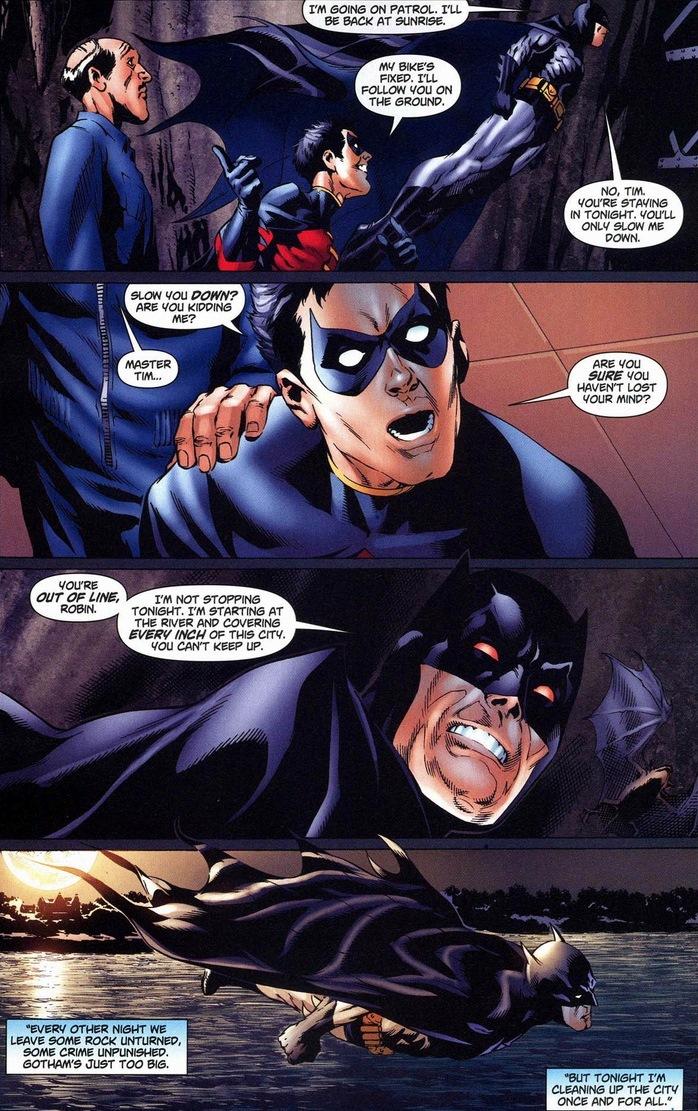 Batman and Superman switch powers, Pt. 1 | Arousing Grammar