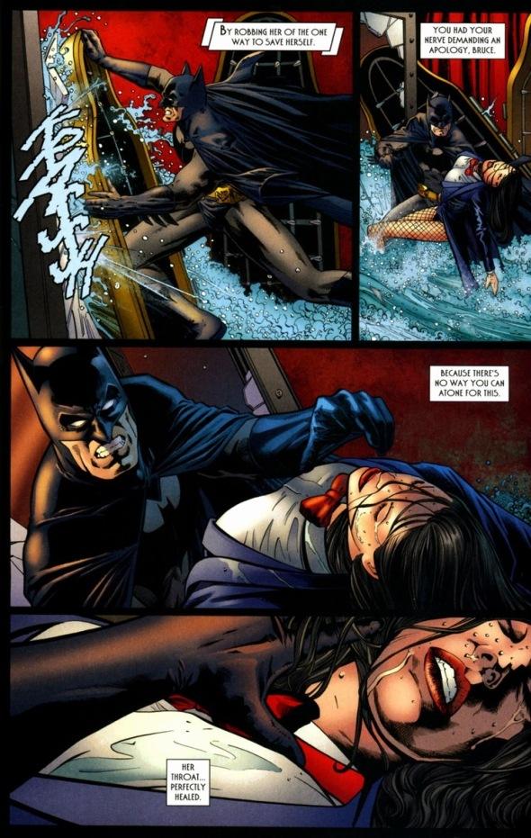 BatmanZatanna11