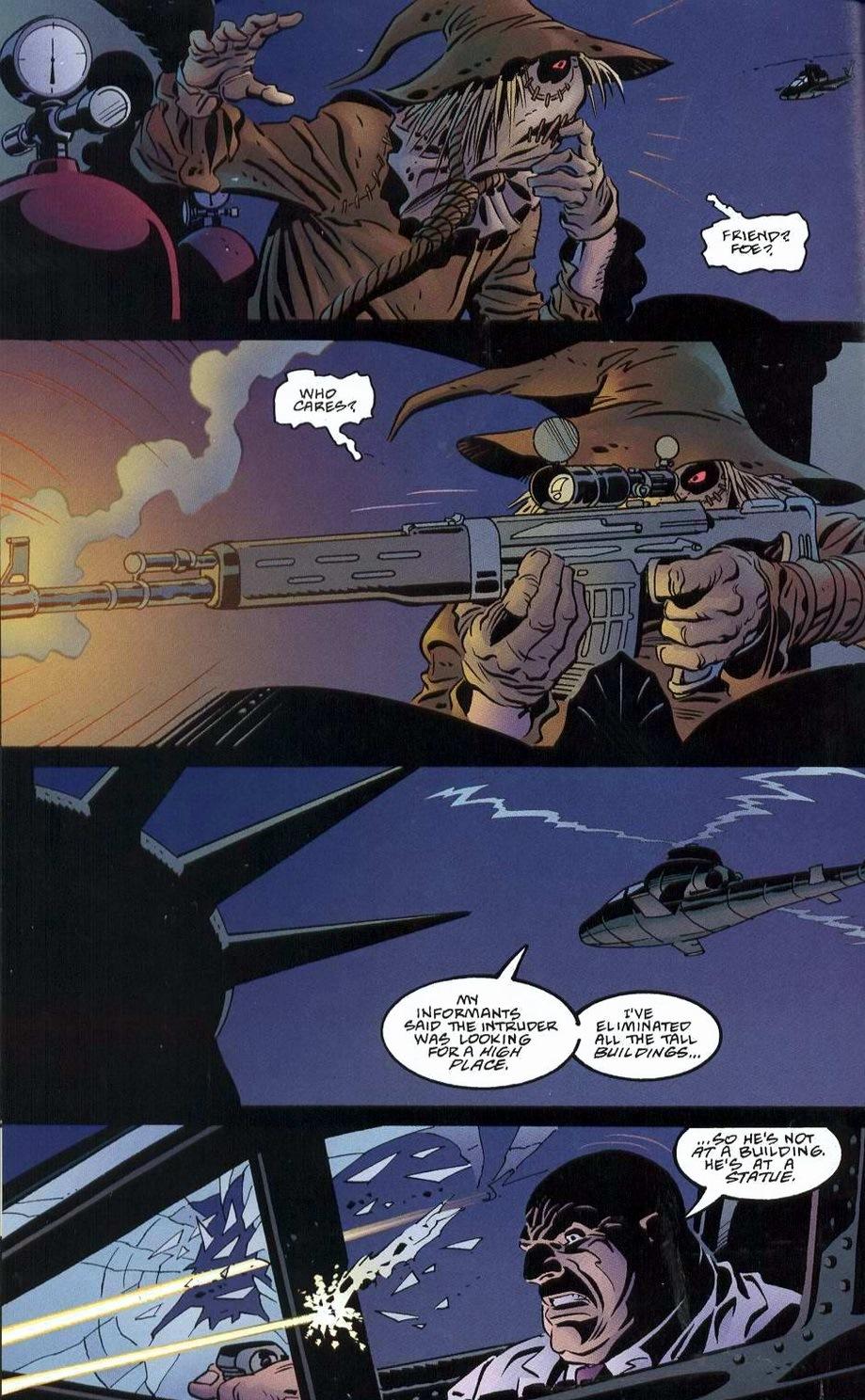 The Batman And Daredevil Team Up 2 Arousing Grammar